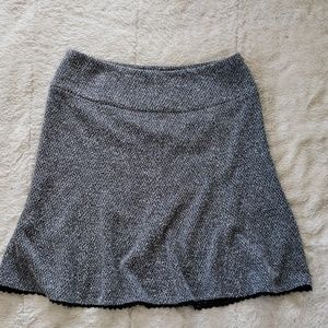 Express fit and flare skirt